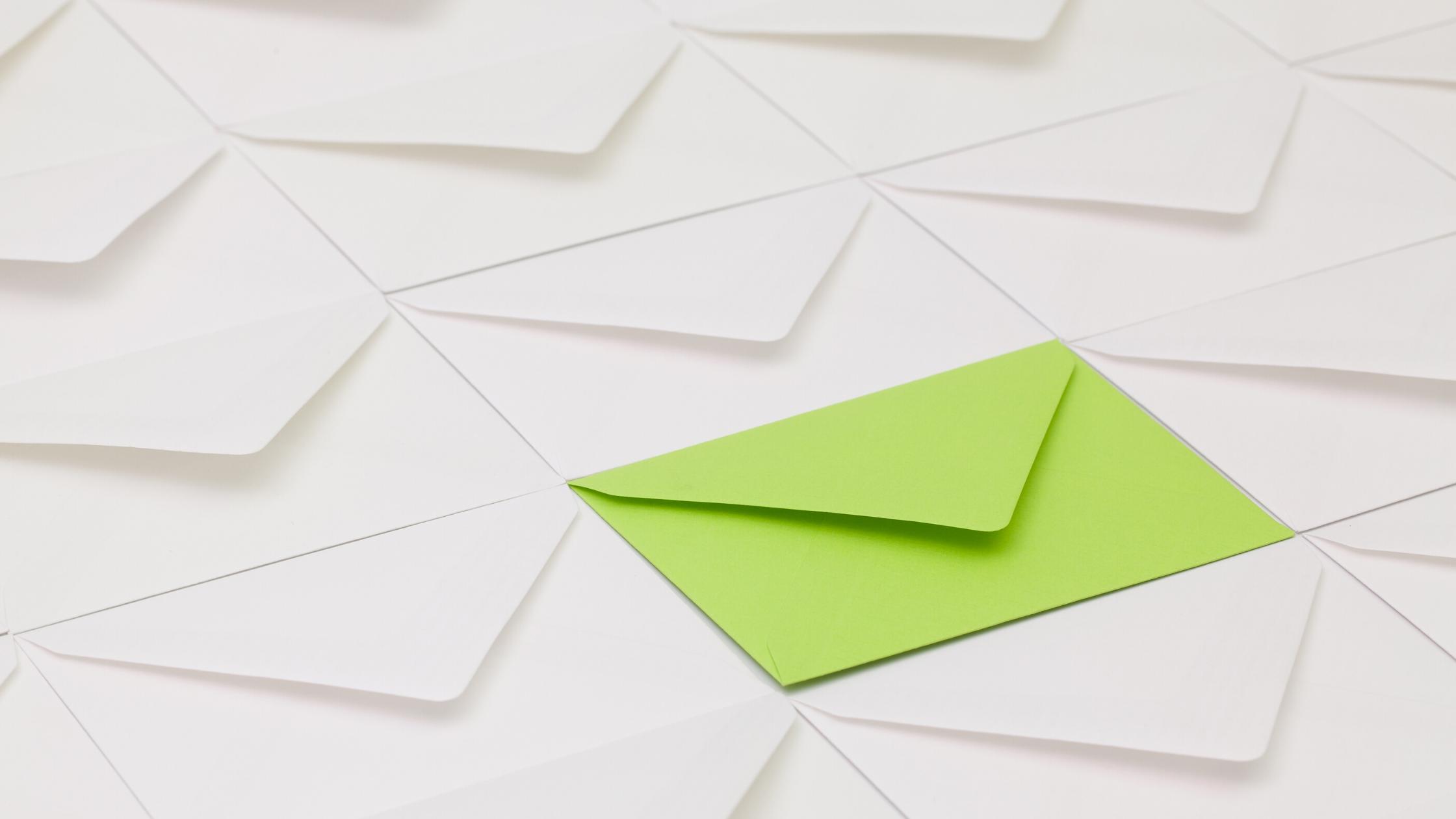 Modern Envelope System